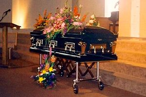 Johnny Cash Open Casket Eric