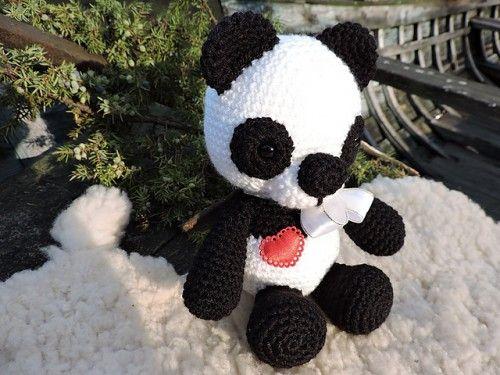 10 Free Crochet Panda Patterns Crochet Panda Panda And Crochet