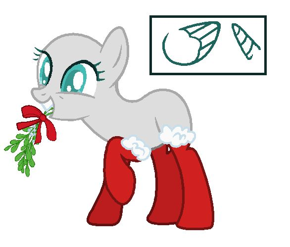Christmas Base.Christmas Base Mlp In 2019 Drawing Base Mlp Base Pony