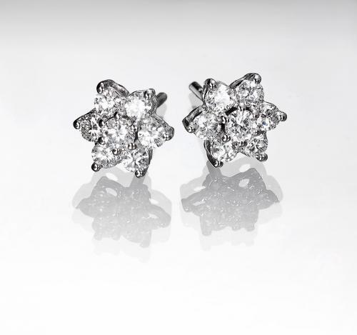 Diamantes de 10 kilates
