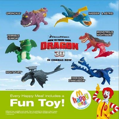 A Day In A Zoider S World March 2010 Happy Meal Mcdonalds Happy Meal Happy Meal Toys