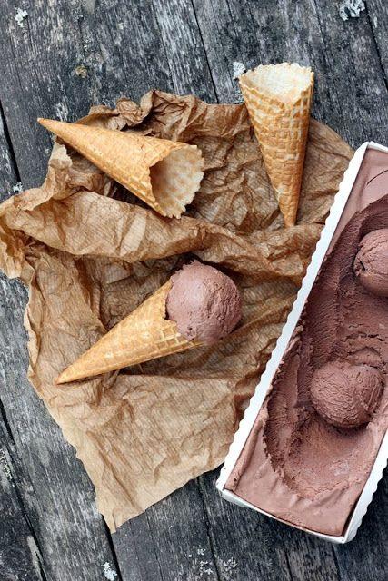 Suussa sulava suklaajäätelö ilman jäätelökonetta - pataporisee.blogspot.fi