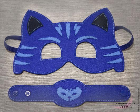 Как сделать маску из мультика Герои в масках? | Маски ...