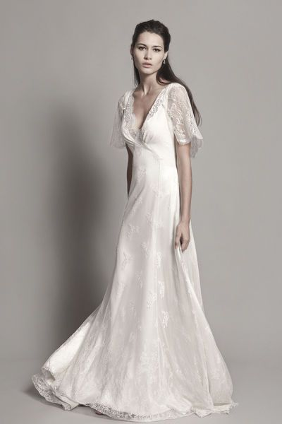 EN IMAGES. Dix robes de mariée pour les rondes Wedding