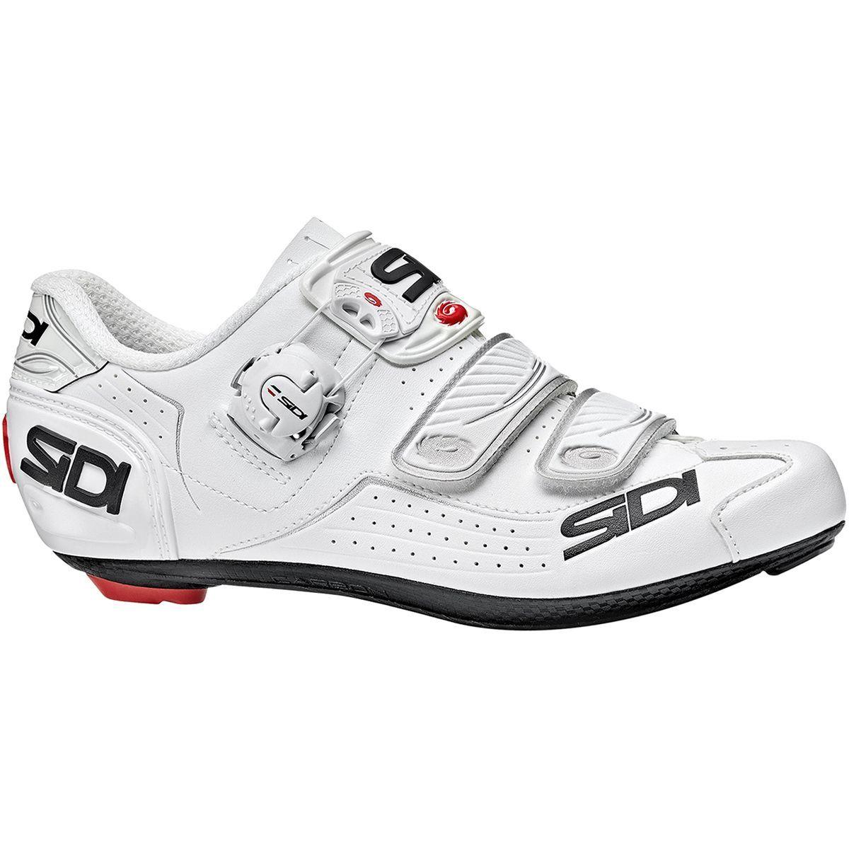 Sidi Alba Carbon Cycling Shoe Women S In 2020 Cycling Shoes Road Cycling Shoes Bike Shoes