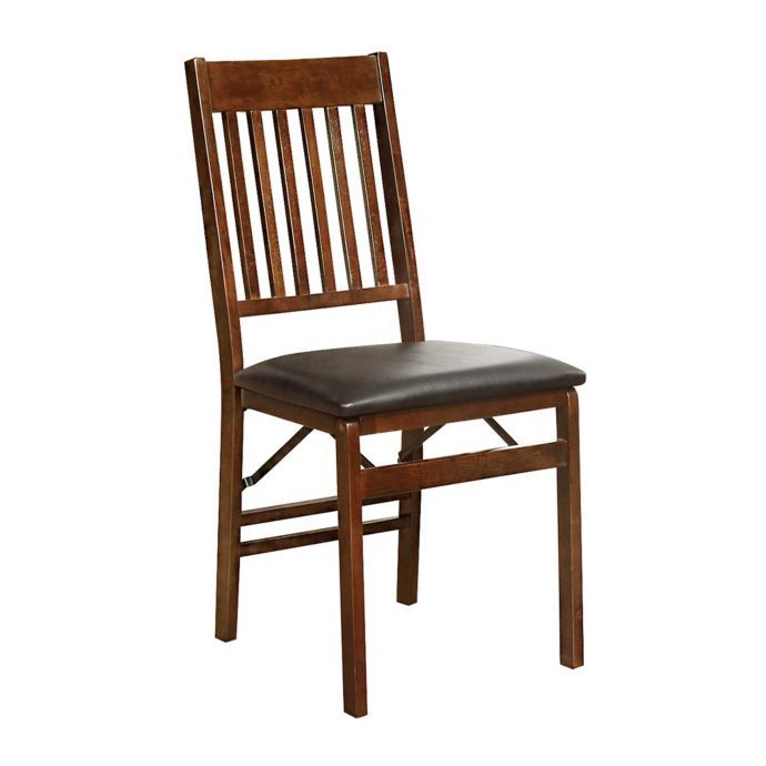 Phenomenal Mission Back Wood Folding Chair Bed Bath Beyond Pool Gmtry Best Dining Table And Chair Ideas Images Gmtryco