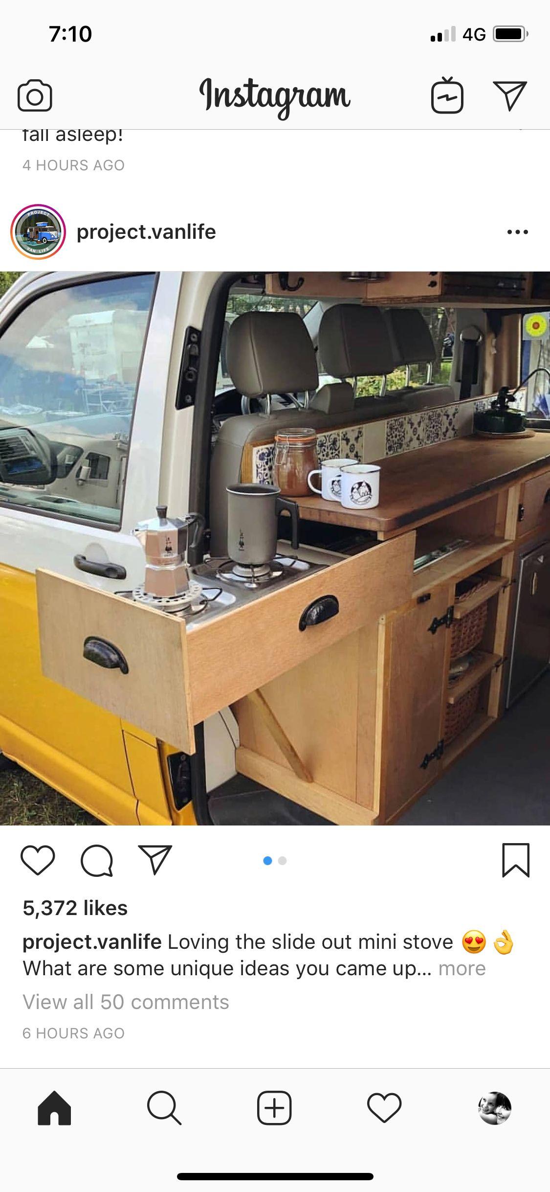 Pinterest Lauren Reda Vw Bus Ausbau Bus Camper Vw Bus