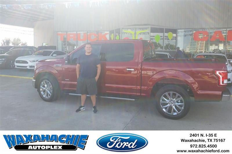 Happy anniversary to brad on your ford f150 from shawn