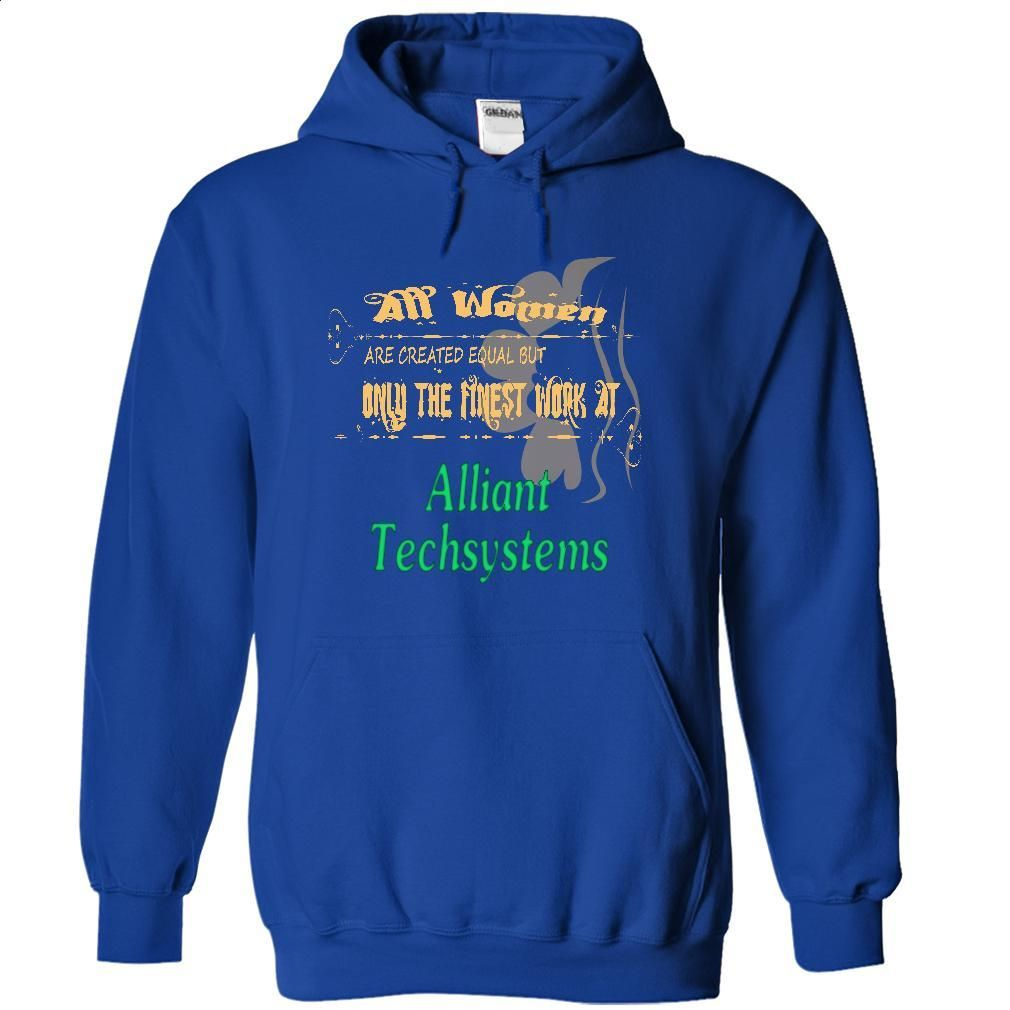 ALLIANT TECHSYSTEMS T Shirt, Hoodie, Sweatshirts - t shirt maker ...