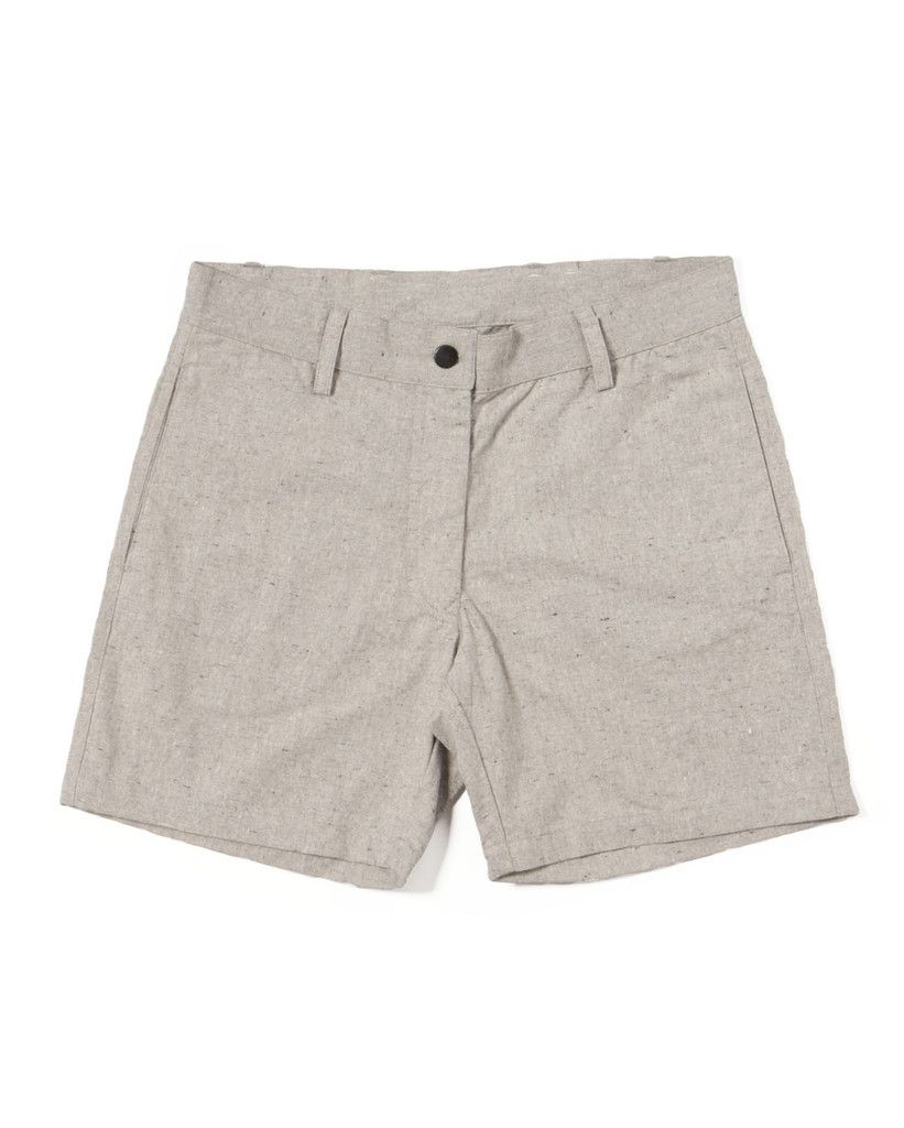 MuttonHead Camp Shorts in Duck Grey Shorts