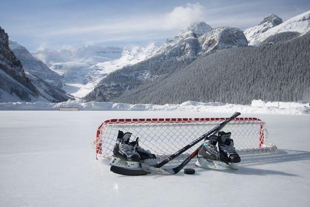 Outdoor Hockey Rink Boards   Outdoor hockey   Hockey Rinks