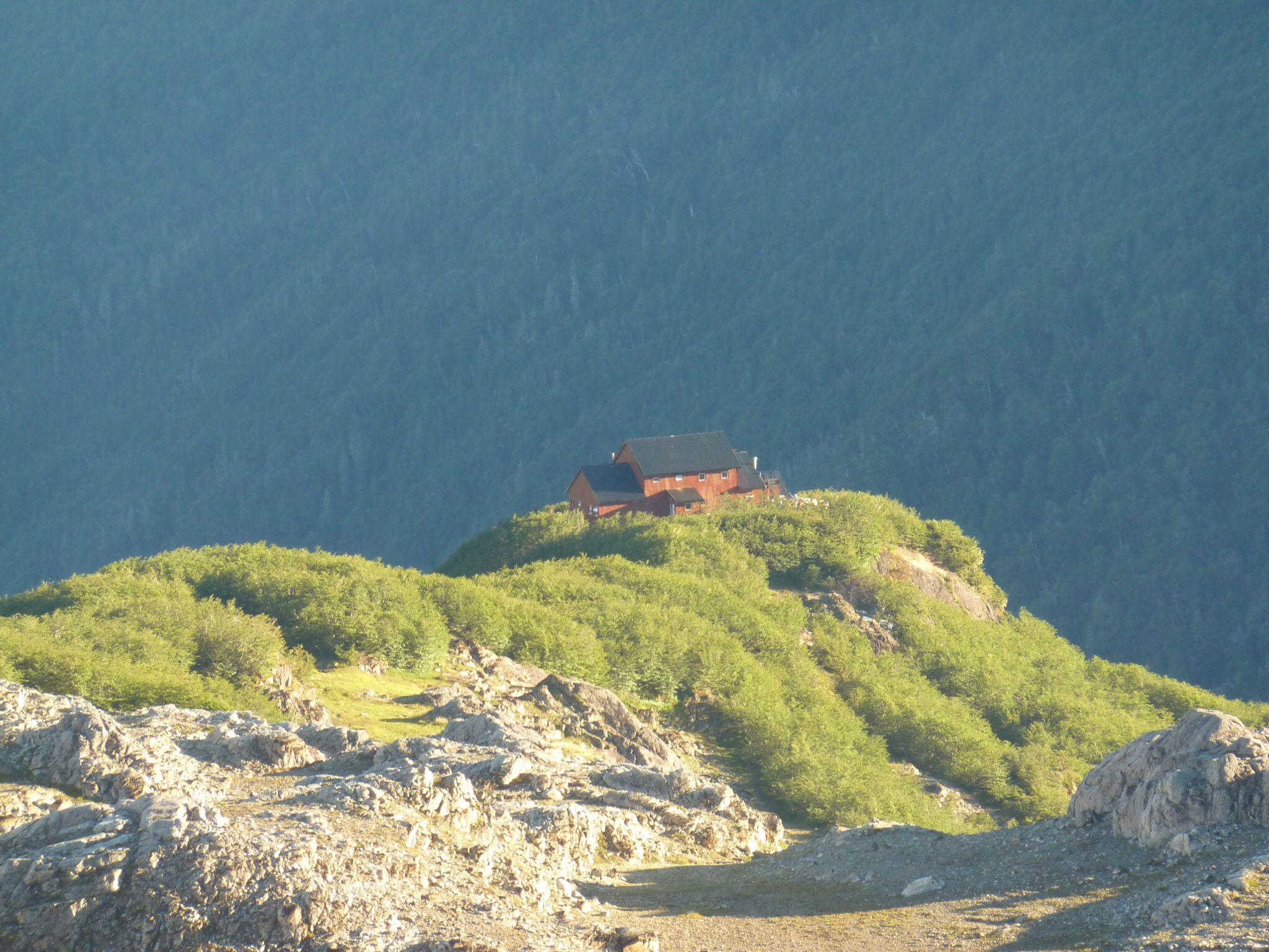 Refugio Roca, Bariloche Argentina