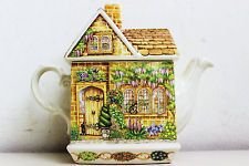 VINTAGE SADLER ENGLISH COUNTRY COTTAGES WYSTERIA LODGE TEAPOT