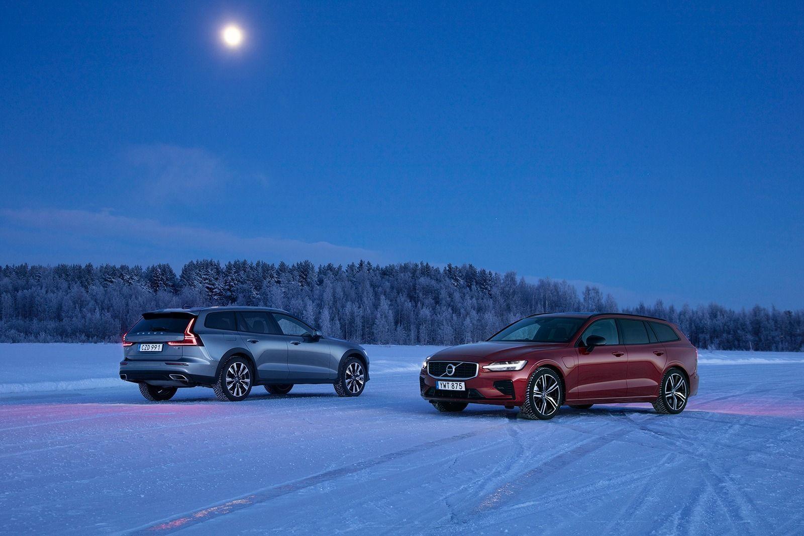 2020 Volvo V60 Cross Country Volvo V60 Volvo Cars Volvo
