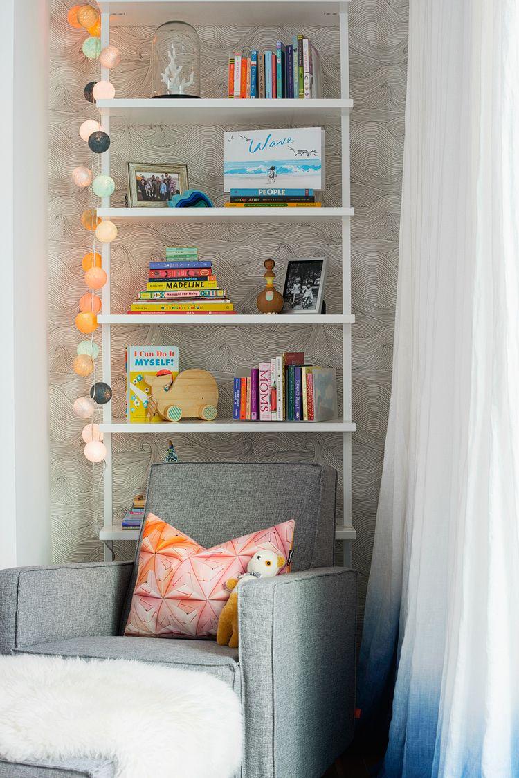 nursery bookshelf emily may