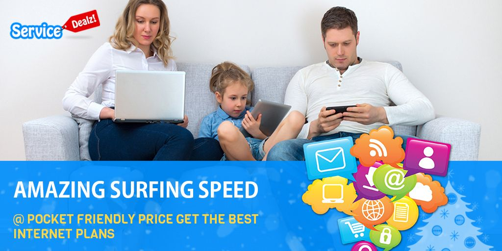 Amazing Surfing Speed Pocket Friendly Price Get The Best Internet Offer Plans Servicedealz Click Here To L Internet Plans Internet Deals Best Internet Plans