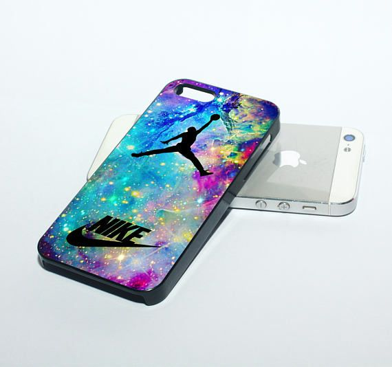 Baleloart  Nebula Jordan Phone Phone Case for iPhone #jordan #jordaniphonecase #nike #nikeiphonecase #jordaniphone6case #jordaniphone7case
