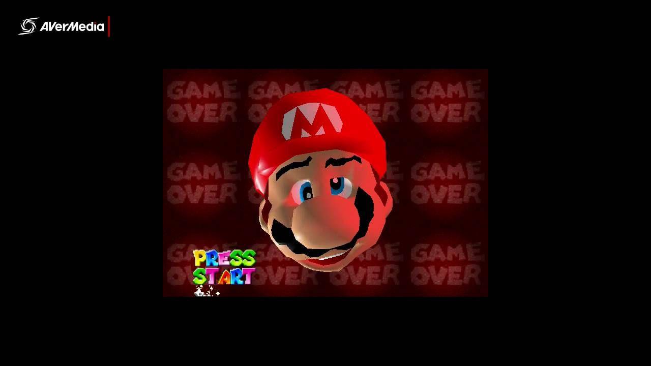 Super Mario 64 Longplay  https://www.youtube.com/channel/UCaNIpjPngRsO8Pij_HO_Vrw