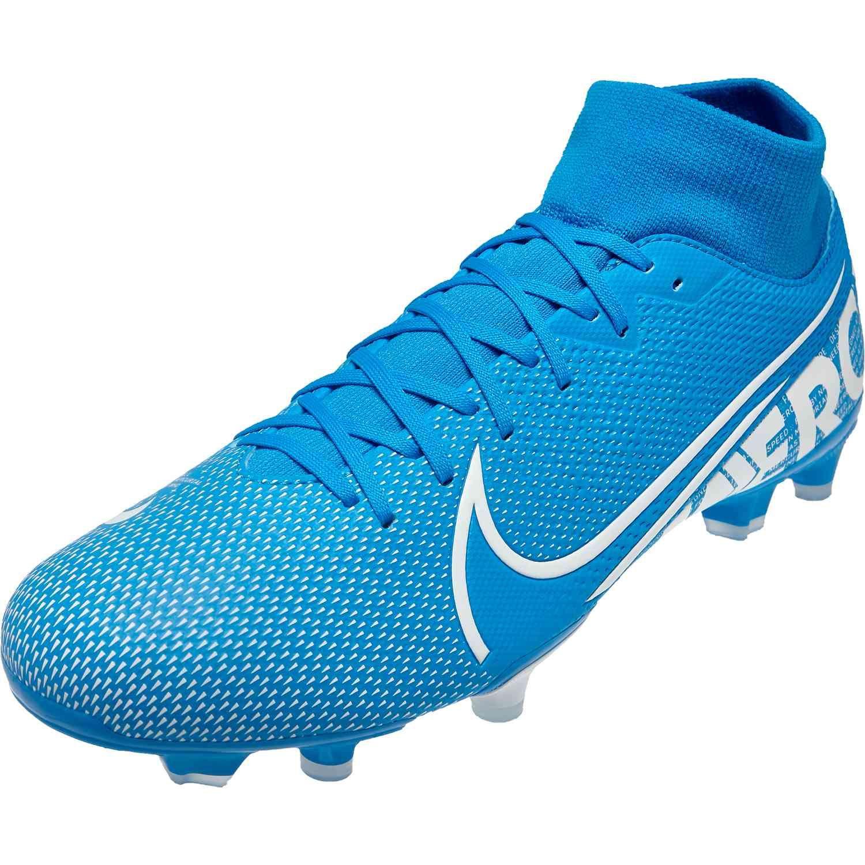 Nike Mercurial Superfly 7 Academy Fg New Lights Soccerpro Superfly Soccer Cleats Soccer Boots Superfly
