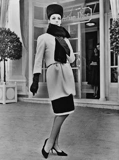 Stunning 1950s Christian Dior