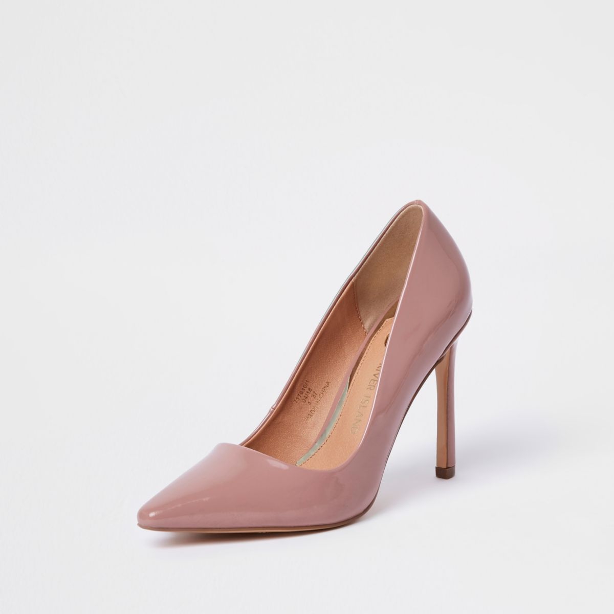 d5c8006fa8b Nude pink patent court shoes | Shoes Inspiration in 2019 | Court ...