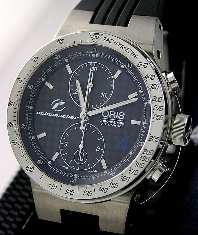 Past Oris Williams F1 Collection Oris Ralf Schumacher Limited Edition e407bf05723