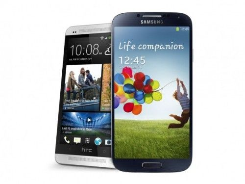 VIDEO Review: Samsung Galaxy S4 vs  HTC One | Gadgets