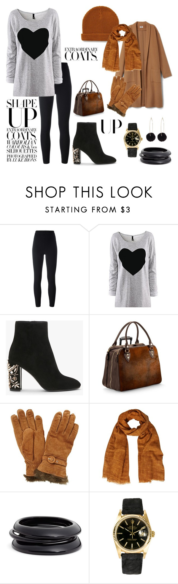 """""""Untitled #832"""" by annsofisweden ❤ liked on Polyvore featuring adidas Originals, Aspinal of London, John Lewis, White Stuff, ZENZii, Rolex and Humble Chic"""