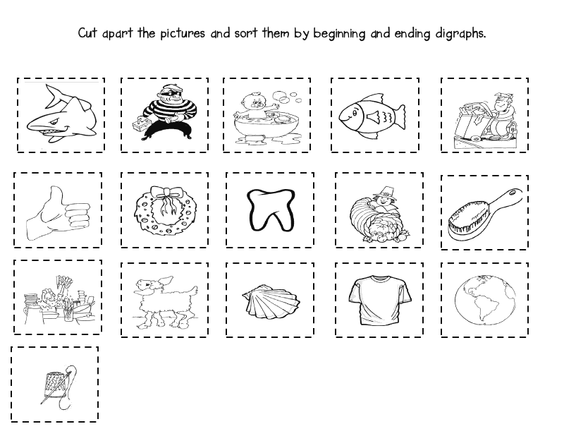 From The Heart Up Free Printable Sh Th Worksheets Digraph Kindergarten Worksheets Phonics Worksheets