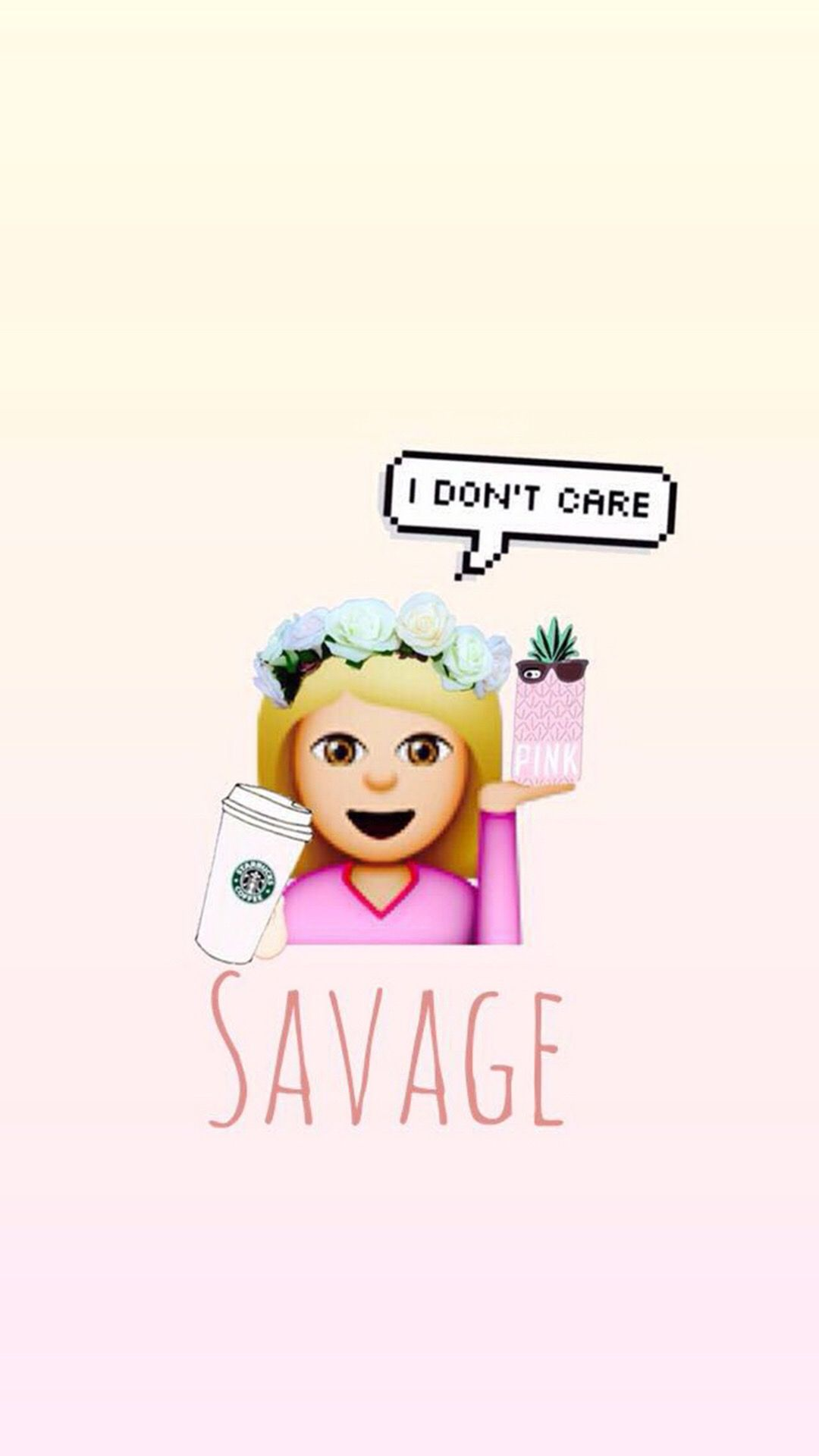 Savage wallpaper Savage wallpapers, Emoji wallpaper