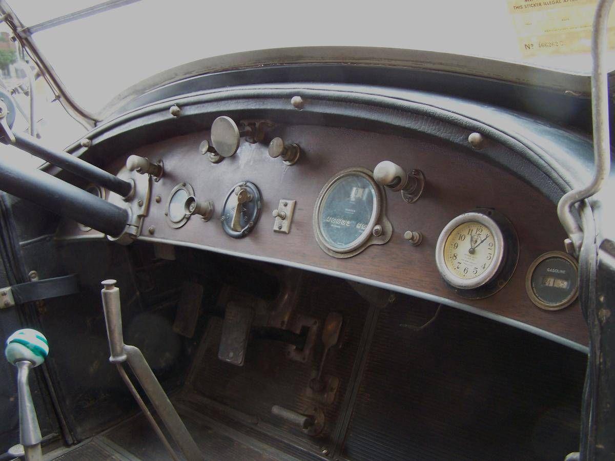 1924 McFarlan TV-Six Roadster