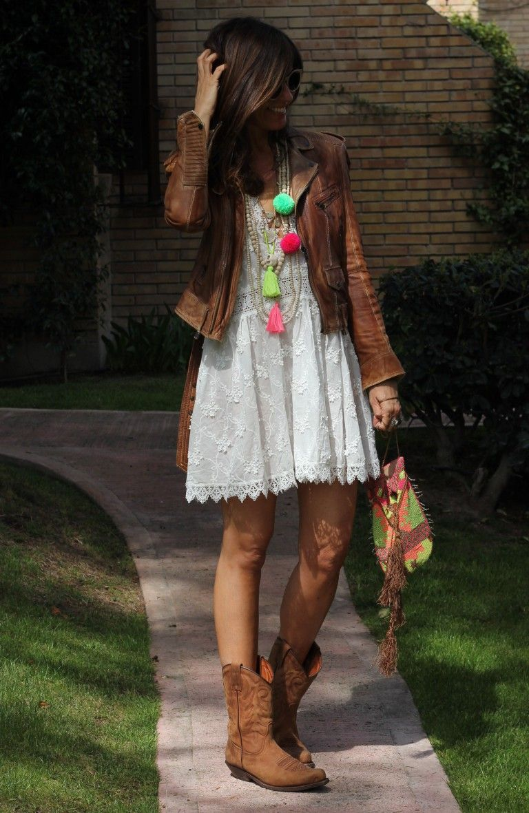 Fashion style Hippy Boho chic complements for girls