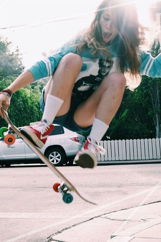 The Dream Of The California Skater Girl Is Alive