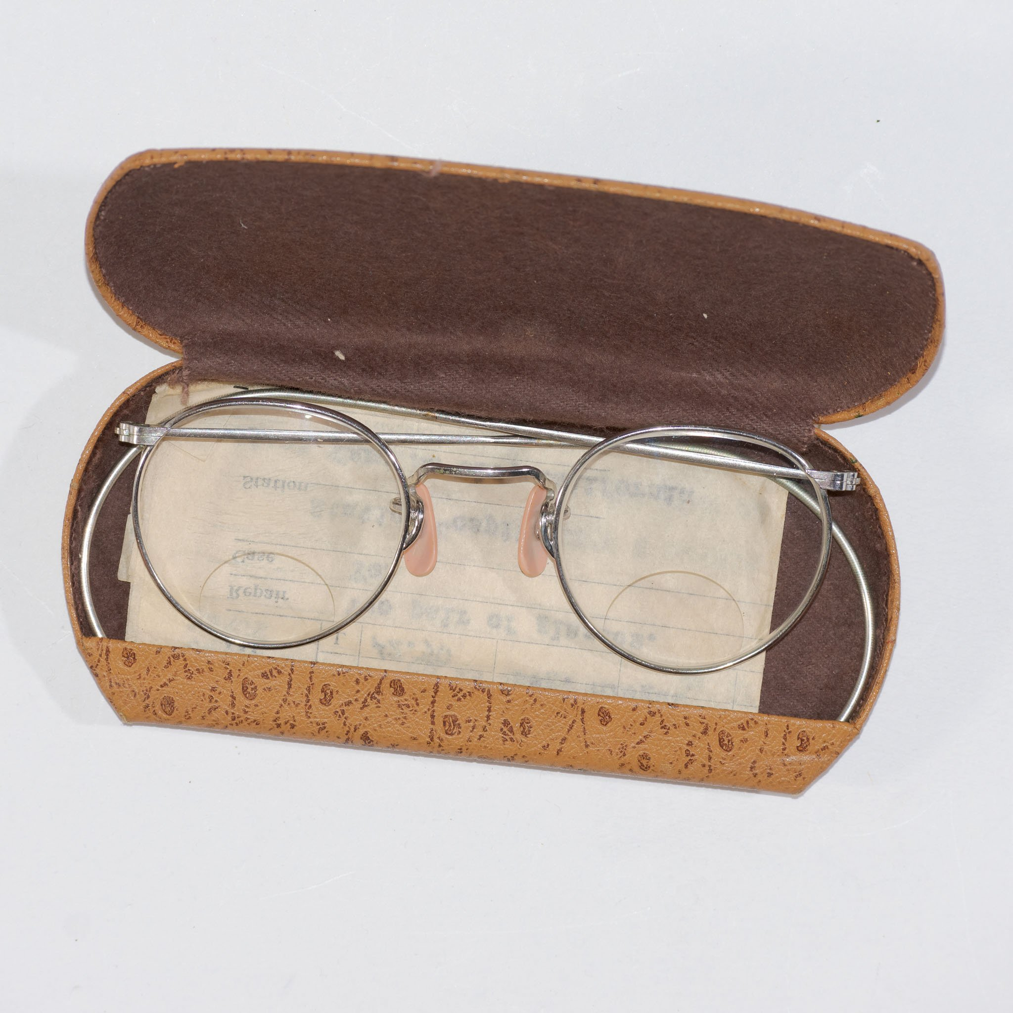 b1551083353 World War 2 Eyeglasses   Prescription Order Form for Lt Col Clarence  Hennessy –  itisvintage  military  1940sfashion  usarmy  ww2   vintagefashion  ephemera ...