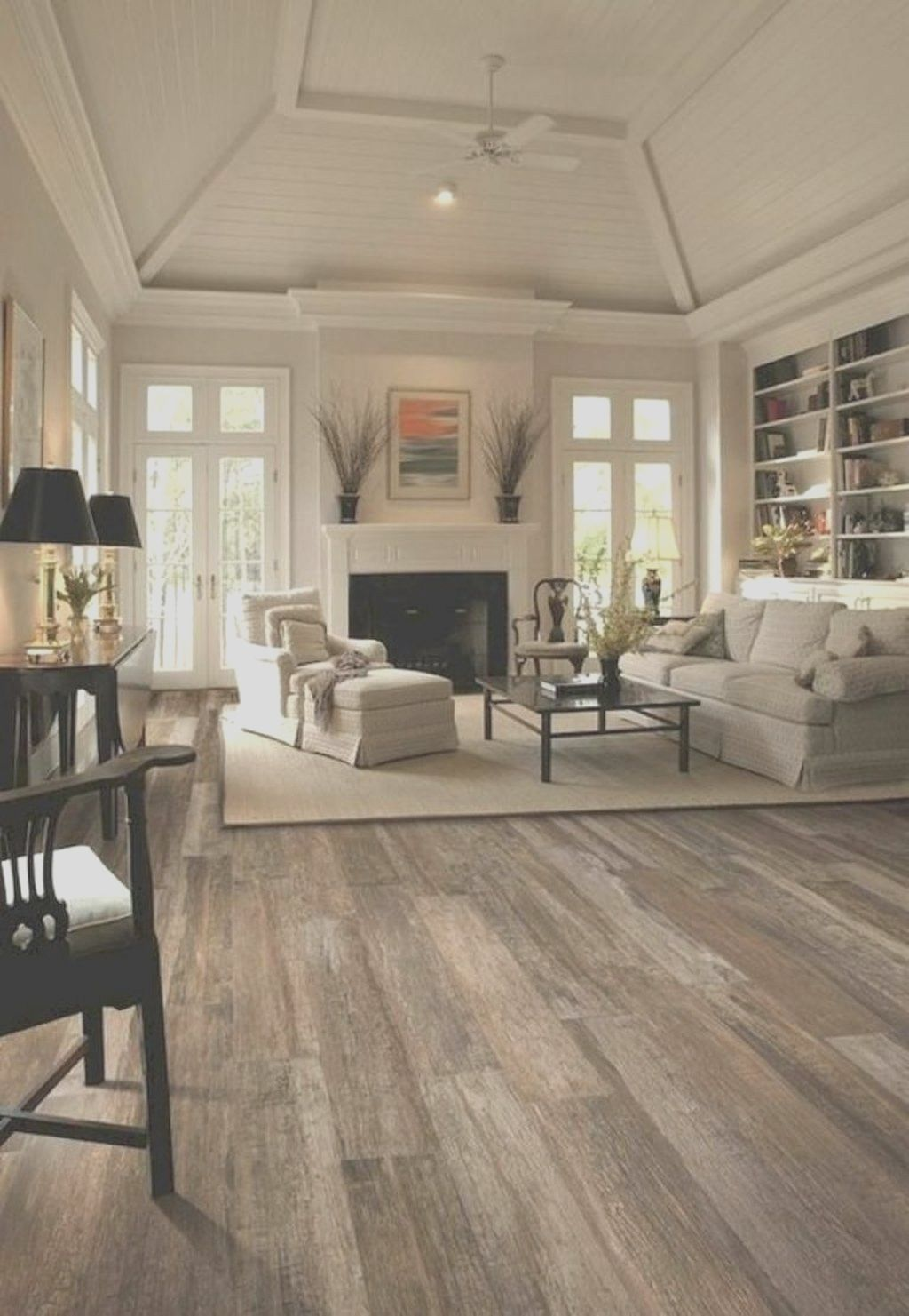 38 Awesome Country Farmhouse Decor, Country Living Laminate Flooring