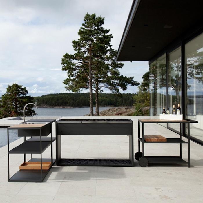 Swedish interior architects mat broberg and johan ridderstrale graduates of swedens konstfack university designed