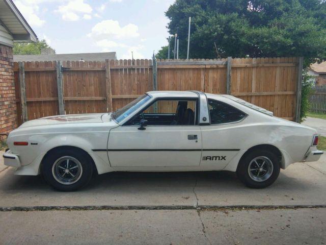 1977 amc hornet amx alpine white v8 auto 2 dr hatchback daily driver rh pinterest com