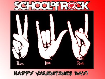 Pin By Angie Mccreight On Franklin And Nashville School Of Rock Happy Valentines Day School Of Rock Happy Valentine