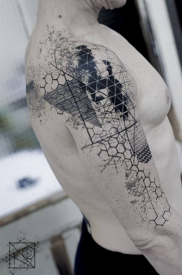 Pin By Nour Oth On Tattoos Abstract Tattoo Designs Tattoo