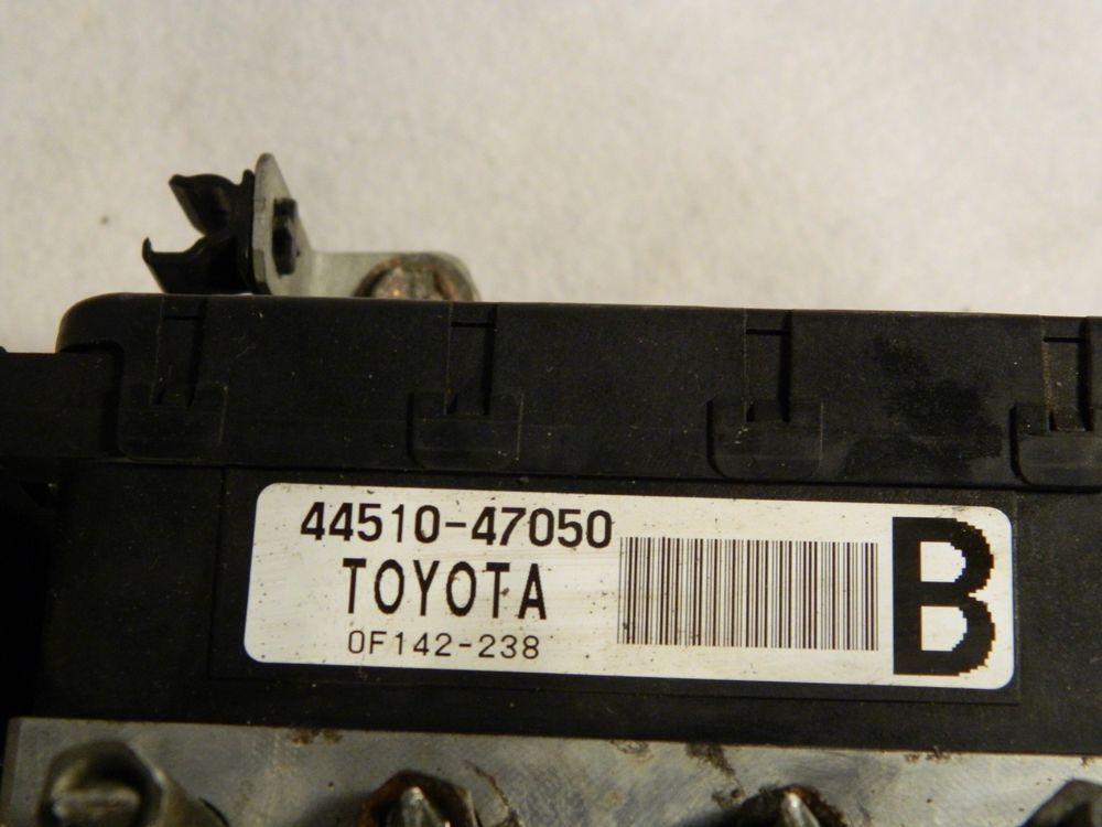 20042009 Toyota Prius 4451047050 ABS Anti Lock Brake