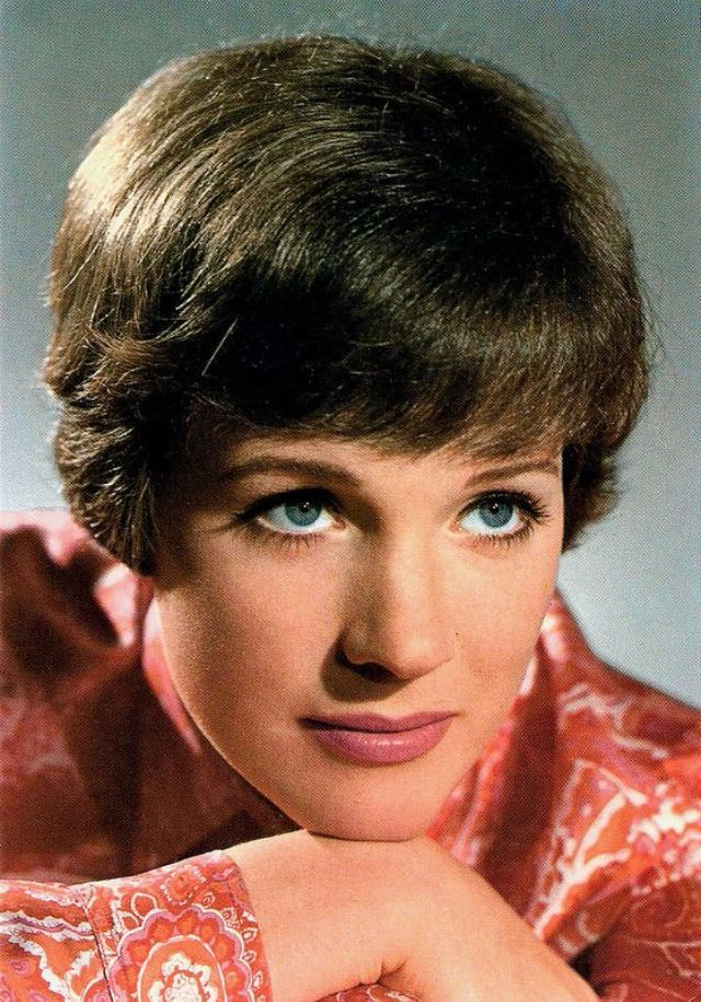 Julie Andrews 1950s