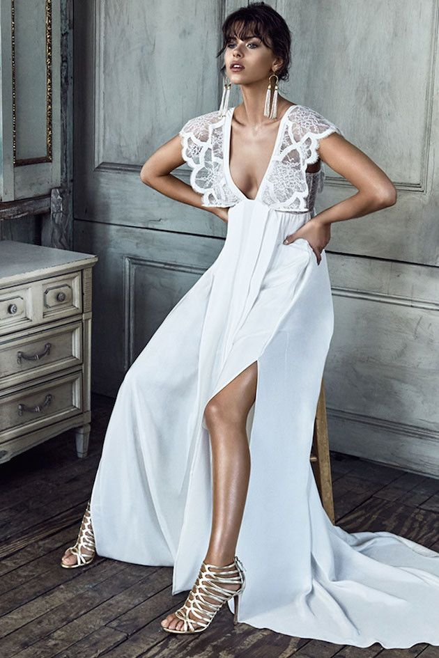 BLANC By Grace Loves Lace Wedding Dress Collection