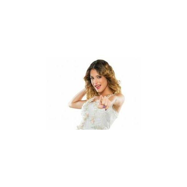 Violetta, el éxito de la TV, llega al Gran Rex con todos sus hits ❤ liked on Polyvore featuring violetta