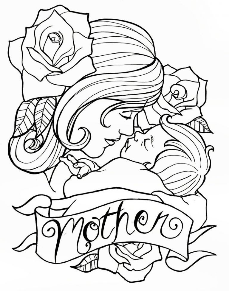 Easy^ Mothers Day Drawings Ideas, Pictures for Cards
