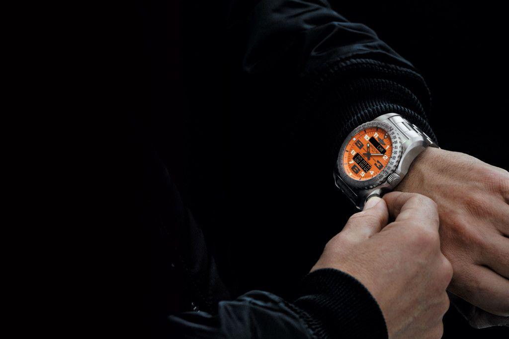 Breitling Emergency - Fashion Further Blog