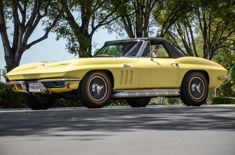 1966 Chevrolet Corvette L39 For Sale 1836273 Chevrolet Corvette Corvette Corvette Convertible