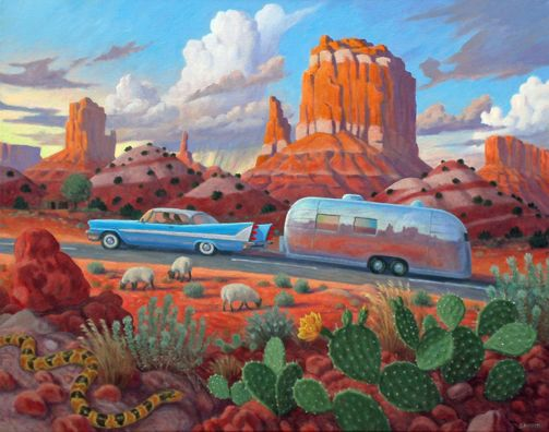 Stephen Morath Quot Home On The Road Quot Cute Airstream And Fun