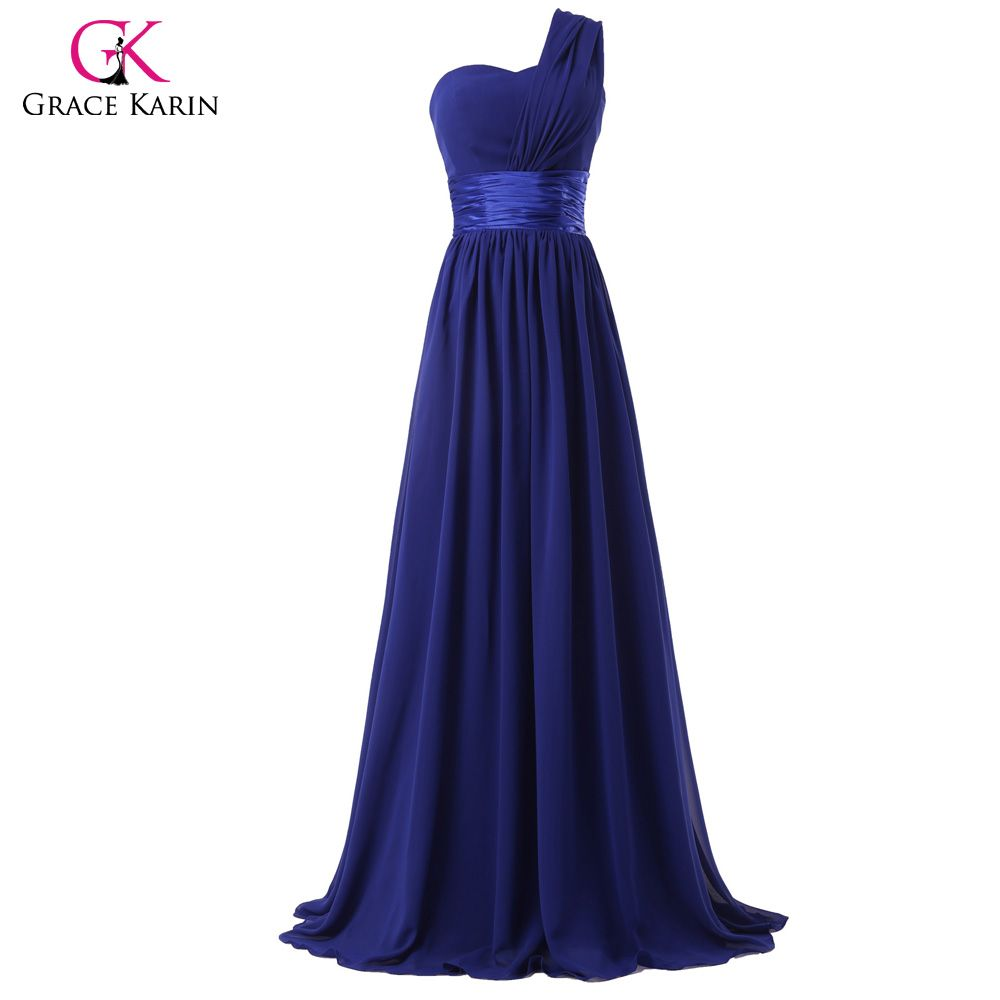 Royal blue red purple black formal elegant gowns party dresses