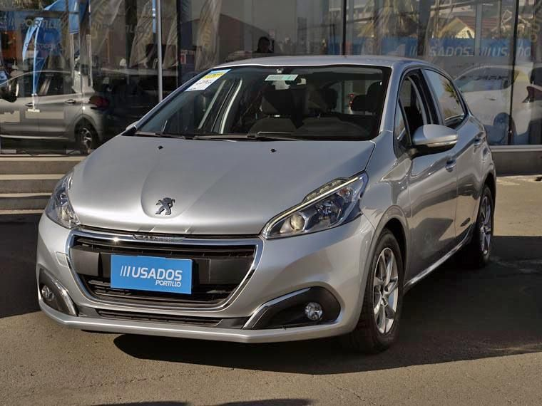 Peugeot 208 Active Hdi 1 6 Ano 2017 Peugeot Hyundai Veloster Y