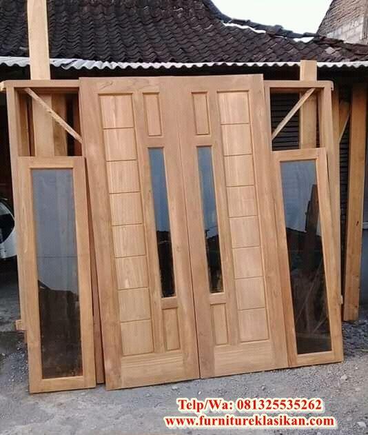 108+ Gambar Rumah Tampak Depan Pintu Kupu Tarung Gratis